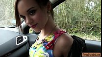 Very tight teen girl hitchhikes and gets pounded in public tumblr xxx video