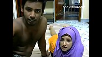 muslim indian couple Riyazeth n Rizna private Show 3 - download porn videos