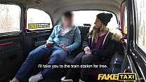Fake Taxi Petite French babe loves big czech dick in her tight wet pussy