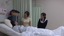 mom takes care of son in the hospital - Famperv.com thumbnail