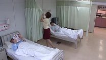 mom takes care of son in the hospital - Famperv.com preview image