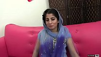 Sweet Arab darling with a curvy ass Nadia M is down to ride a perfect black [sharedwife304] thumbnail