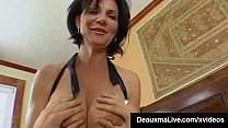 Stunning Fit Milf Deauxma Gets Ass Banged By Hard Young Stud image