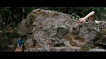 Amber Heard Nude Swimming in The River Why صورة