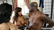 Amazing MILF Lisa Ann compilation with Jayden James