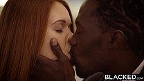 Image: BLACKED Redhead Kimberly Brix First Big Black Cock