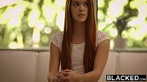 BLACKED Redhead Kimberly Brix First Big Black Cock pornhub video