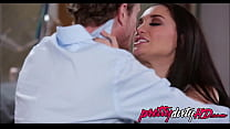 Hot Wife Orgasms All Over The Bed - 9Club.Top
