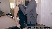 NubileFilms - Cheating Wife Wants Cock And Cum's Thumb