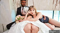 Deeper. Laney & Troy have intense threesome with Lena Paul