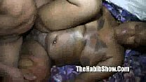 taking a big cock on big ass and pussy Image