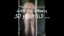 MarieRocks 50 Plus MILF - In The Shower