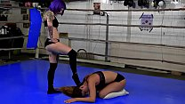 Female Wrestling Domination Victory Poses Submi... Thumbnail