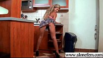 Hot Babe Girl Masrturbate With Toys On Tape clip-33