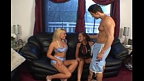 Hot Threesome Action