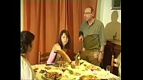 Two couples dinner Image