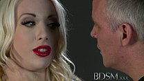 BDSM XXX Hooded slaves are put to the test by s... thumb