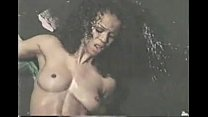 Retro Porn -Two Gorgeous Black Lesbians Fucking and Cumming preview image