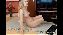 Naked Yoga Webcam Show