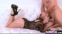 (chanel preston) Girl With Big Round Ass Enjoy Anal Bang vid-12