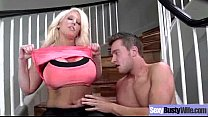 Sex Tape With Big Juggs Housewife (alura jenson) movie-03 video