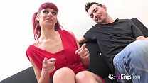 15603 My slim, spectacular, redhead girlfriend wants to sell herself and Jordi's the one banging her preview