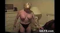 Granny Wants A Black Cock For Her Loose Hole thumbnail
