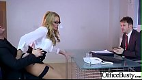 (Stacey Saran) Big Round Juggs Girl Like Hard Bang In Office clip-32 pornhub video