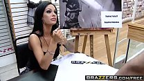 Big Butts Like It Big - The Fan Bang Scene Starring Angelina Valentine  Chris Strokes