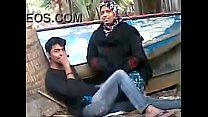 5519 Muslim aunty fucking young college boy secretely in beach preview