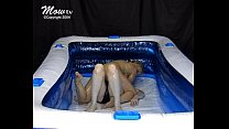 Mixed Oil Wrestling - 013 Nude and Rude - Lucy صورة