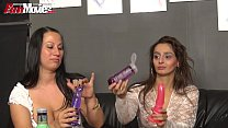 jasmine james biqle - FUN MOVIES How to use a dildo thumbnail