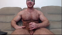 Bigdudex from Bucuresti, Romania showing his uncut cock and furry asshole