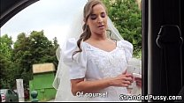 Horny bride Amirah gets banged by dude - Download mp4 XXX porn videos