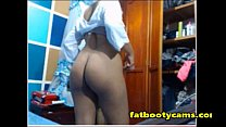 Colombian Booty Will Make you Cum all night - fatbootycams.com