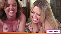 Dillion Harper Makes Her Gf Zoey Squirts