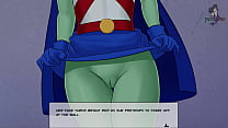 DC comics Something Unlimited Part 47 Miss Martians pussy