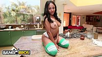BANGBROS - Ebony Hottie, Anya Ivy, Gets Taken To Pound Town By Derrick Ferrari pornhub video