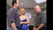 Blond ho anal in the bathroom