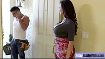 Hard Intercorse Action With Big Tits Slut Mommy (ariella ferrera) clip-02 video