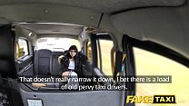 Brazzers videos free - Fake taxi knee high socks beauty with no knickers takes it all thumbnail