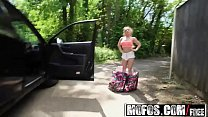 Mofos - Stranded Teens - (Alessandra Jane) - Russian Gymnast Pleasures Rescuer image