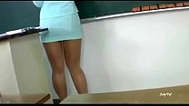 Sexy asian teacher preview image