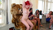DANCING BEAR - Group CFNM Orgy With Co-Workers