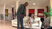 Aiden Aspen is lusting after her new step dad to suck and fuck his massive dick