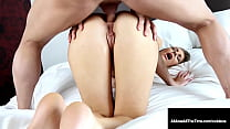 Tiny Boobed Shyla Ryder Gets Her Itty Bitty Butthole Gaped N Dicked!