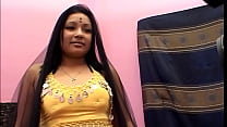 Chubby indian sister in law is doing her first porn casting