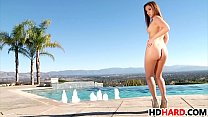 Maddy OReilly and Lily Love teasing