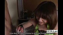Uncensored Japanese blowjob selection time Subtitled缩略图