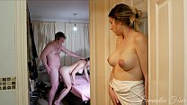 She watches her TWIN SISTER fuck her DAD, then takes her turn! kinkycouple111 thumbnail